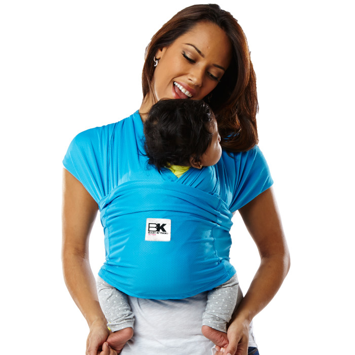 Baby K'tan Active Baby Carrier babywearing best baby wrap ocean blue