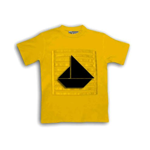 Lemon Yellow - sq