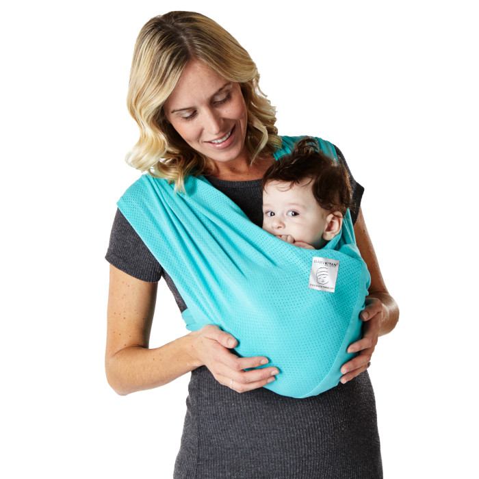 Baby K'tan Breeze Baby Carrier babywearing best baby wrap