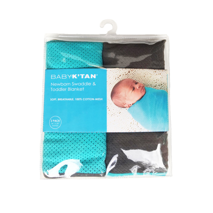 baby k'tan swaddle cloth blanket wrap mesh breathable