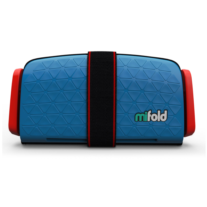 mifold travel portable foldable children's kid's car seat