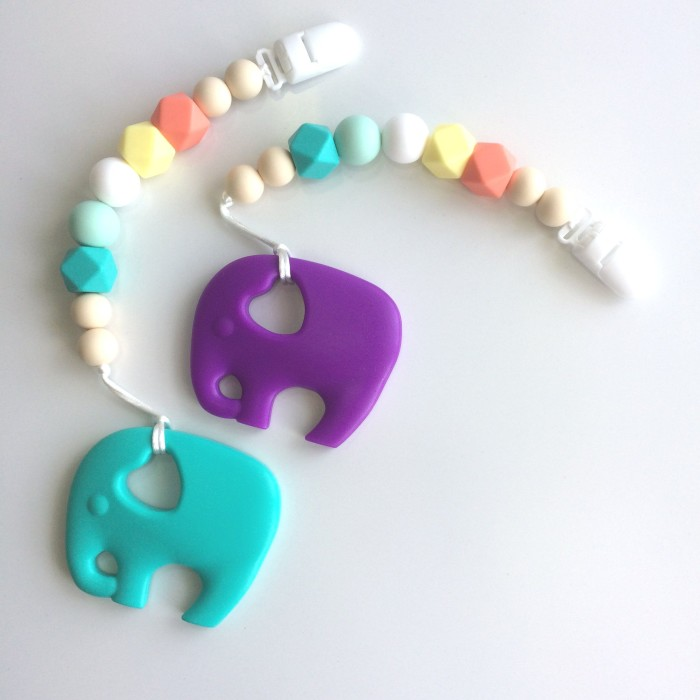 Jambu Beads Joy Clip-on Teether 1.1