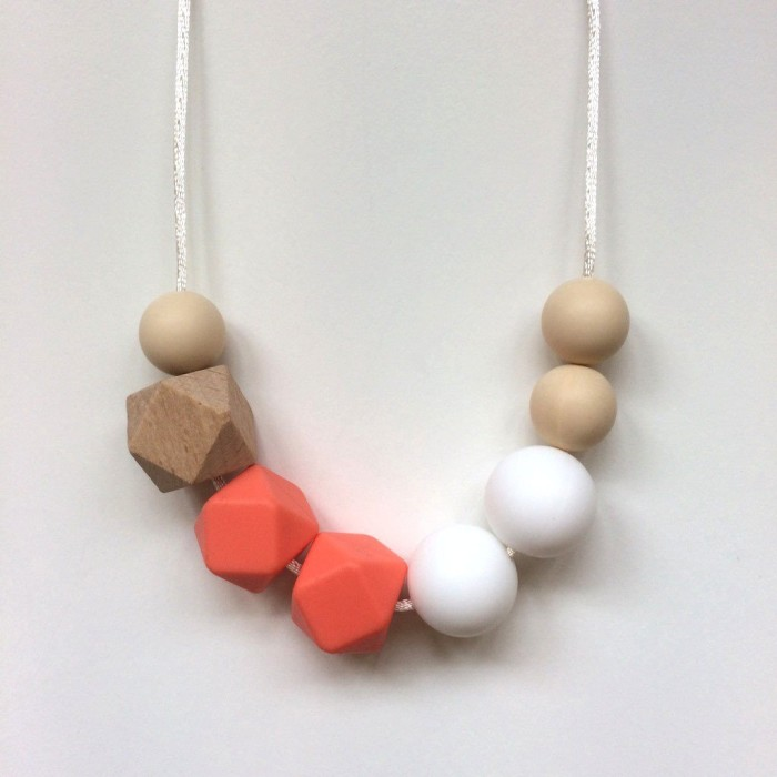 Jambu Beads Portia Coral