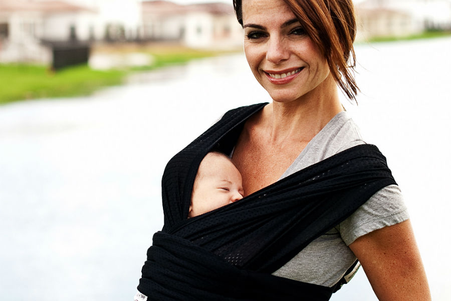 The Baby K'tan Carrier