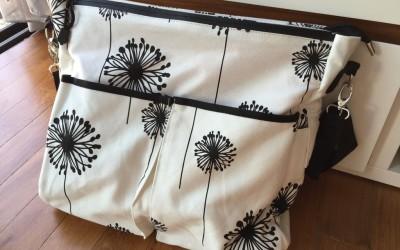 Mum's Calling Baby K'tan Diaper Bag Review